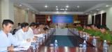 Cảnh sát PC&CC tỉnh và Đại học Quốc gia TP.Hồ Chí Minh: Sơ kết công tác phối hợp bảo đảm an toàn phòng cháy chữa cháy