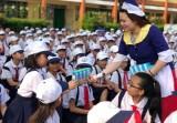 Truyền thông về bảo vệ môi trường cho học sinh tiểu học