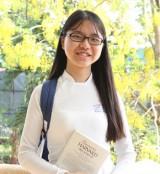 Nguyễn Thị Châu Anh: Giỏi văn vì có tình yêu đặc biệt với môn học