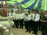 TX.Dĩ An: Họp mặt kỷ niệm 50 năm trận đánh suối Mạch Máng