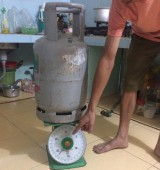 Cung cấp gas không rõ nguồn gốc, móc túi người tiêu dùng