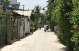 Phường Bình Nhâm, TX.Thuận An: Chú trọng nâng cấp các tuyến đường, hệ thống thủy lợi