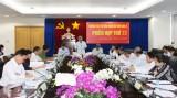 Thường trực HĐND tỉnh tổ chức phiên họp thường kỳ lần thứ 23