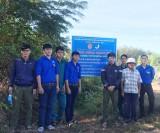 Công trình tuyến kênh kiểu mẫu:  Góp sức trẻ xây dựng nông thôn mới