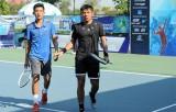 Hoàng Nam và Văn Phương (Bình Dương) vô địch giải F2 Futures 2018: Đã tìm ra cặp đôi hoàn hảo