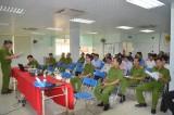 Triển khai kế hoạch diễn tập phương án chữa cháy và cứu nạn cứu hộ tại Công ty Ắc quy GS Việt Nam