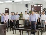 Xét xử phúc thẩm vụ án PVC: Y án sơ thẩm với bị cáo Đinh La Thăng
