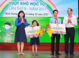 """Đội TNTP Hồ Chí Minh tỉnh Bình Dương: """"Tuổi nhỏ chí lớn"""""""