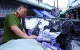 Phát hiện hơn 18.000 bao thuốc lá nhập lậu