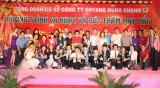 Công đoàn cơ sở Công ty TNHH Shyang Hung Cheng: Cầu nối quan hệ lao động hài hòa ổn định