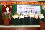 Tuyên dương, khen thưởng các tập thể, cá nhân xuất sắc học tập và làm theo tư tưởng, đạo đức, phong cách Hồ Chí Minh