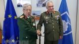 越南国防部副部长阮志咏在欧盟成员国国防部长会议上发表重要讲话