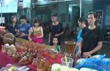 Khai mạc Phiên chợ công nhân lao động