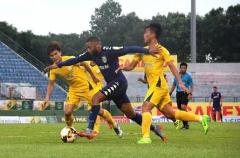 Vòng 8 V-League 2018, B.BD – Hải Phòng: Chủ nhà kéo dài mạch toàn thắng?
