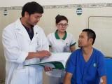 """Bệnh viện Hoàn Mỹ Vạn Phúc 2: Mổ cấp cứu thành công cứu sống """"hiệp sĩ"""""""