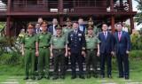 Công an tỉnh Bình Dương giao lưu với Đoàn Cảnh sát thành phố Daejeon Hàn Quốc
