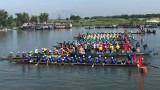 Ấn tượng giải đua thuyền truyền thống Quảng Nam