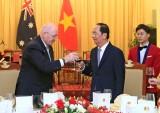 Đưa quan hệ đối tác chiến lược Việt Nam-Australia phát triển mạnh mẽ