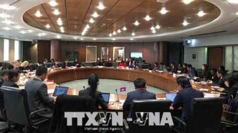 东盟-澳大利亚论坛就地区和国际问题展开讨论