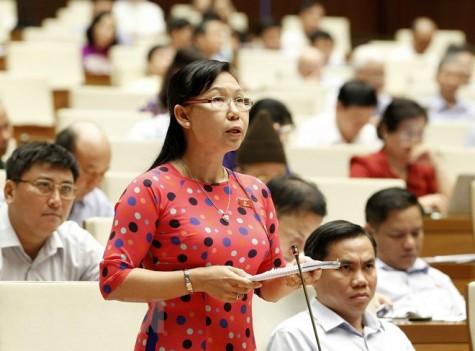 """Tranh luận """" nóng"""" tại diễn đàn Quốc hội các vấn đề an sinh xã hội"""