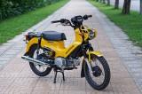 Xế độc Honda Cross Cub 2018 đầu tiên về Việt Nam