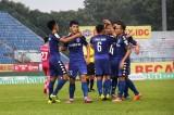 Vòng 10 V-League: Tiến Linh ghi 4 bàn giúp B.BD đại thắng Sài Gòn FC
