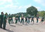 Lực lượng vũ trang huyện Phú Giáo: Tạo chuyển biến mới trong thực hiện nhiệm vụ quân sự - quốc phòng