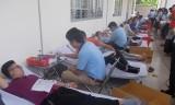 Bàu Bàng: Phát triển phong trào hiến máu tình nguyện trong doanh nghiệp