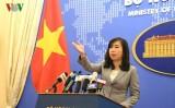 Vietnam condemns Taiwan's live-fire drill on Ba Binh island