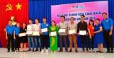 Hội Liên hiệp Thanh niên phường Tân Bình (TX.Dĩ An): Phối hợp tổ chức Ngày hội Thanh niên công nhân