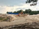 Ấp Hòa Lộc, xã Minh Hòa, huyện Dầu Tiếng: Môi trường bị ô nhiễm vì tình trạng khai thác, vận chuyển cát