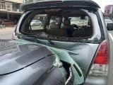 Tai nạn liên hoàn trên quốc lộ 13, nhiều người thoát nạn