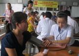 Quan tâm chăm sóc sức khỏe sinh sản cho nữ công nhân lao động