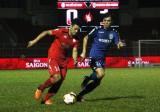 Kết quả vòng đấu cuối lượt đi V-League 2018, TP.HCM – B.BD: B.Bình Dương vuột chiến thắng trong tầm tay