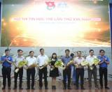 163 thí sinh tham gia Hội thi Tin học trẻ tỉnh Bình Dương lần thứ XXII năm 2018
