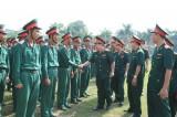 Chiến sĩ mới Trung đoàn Bộ binh 2, Sư đoàn 9: Trưởng thành sau 3 tháng huấn luyện