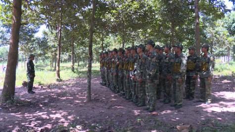 Đại Đội trinh sát (Bộ Chỉ Huy Quân sự tỉnh): Phát huy truyền thống, xung kích, sáng tạo
