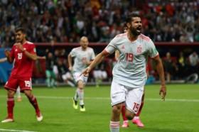 Diego Costa giúp Tây Ban Nha thắng trận đầu tiên