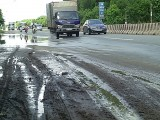 Không mưa, đường vẫn ngập!