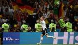 Đức vs Thụy Điển 2-1: Người hùng Toni Kroos cứu nhà vô địch