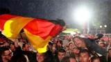 Tình yêu bóng đá Đức