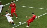 Thụy Sĩ vào vòng 1/8 sau cuộc rượt đuổi tỷ số