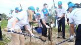 越南与各国际组织携手保护海洋