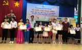 """Hội Liên hiệp Phụ nữ huyện Phú Giáo: Tổ chức """"Ngày hội trẻ thơ"""""""