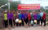 """Hội LHPN xã Tân Định (Bắc Tân Uyên): Điển hình trong """"Xây dựng gia đình 5 không 3 sạch"""""""