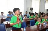 Tạo cơ hội để trẻ em nói lên nguyện vọng của mình