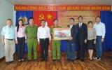 Công ty TNHH RK Việt Nam tặng xe chữa cháy trị giá 5,4 tỷ đồng