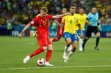 Xuất sắc hạ Brazil, Bỉ giành vé vào bán kết
