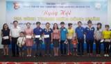 """Trung tâm Hỗ trợ Thanh niên công nhân và Lao động trẻ tỉnh: Phối hợp tổ chức """"Ngày hội gia đình thanh niên công nhân"""""""