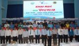 19 đoàn tham dự giải Vovinam học sinh - sinh viên Đông Nam bộ lần thứ I năm 2018